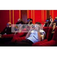 China Luxury 4d movie theater  , simulator 4d cinema system With hydraulic control movie theatre seats wholesale