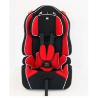Quality 2 In 1 HDPE / Knitted Fabric Safety Car Seats For Children Of 3 To 12 Years Old for sale