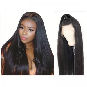 China 180% Density Full Lace Human Hair Wigs No Chemical wholesale