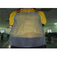 China Safety Wire Mesh Stainless Steel Apron For Protection Industry wholesale