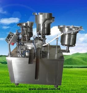 China Solid glue stick assembly machine automatic capping machine capping machine wholesale