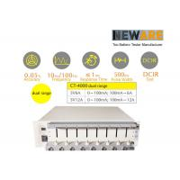 China Neware dual range battery testing system for 5V6A & 5V12A wholesale