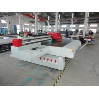 China Docan 2.5m UV flatbed printer UV2512 model with Konica KM512-14PL head wholesale