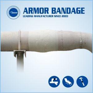 China Pipe Repair Wrap Tape Armored Wrap Pipe Repair Bandage Emergency Pipe Fix Wrap tape wholesale