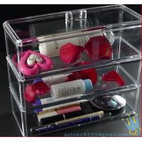 China clear makeup drawer organizer wholesale