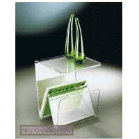 China Living Room Contemporary Acrylic Furniture , Clear Acrylic End Table wholesale