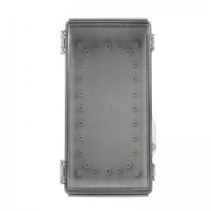 China IP65 Hinged Plastic Electrical Enclosures Watertight Easy Open wholesale
