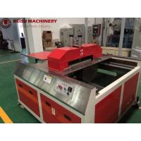 Buy cheap 240mm Rigid PVC ceiling panel profile extrusion machine with SIEMENS PLC from wholesalers