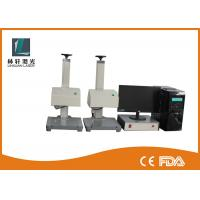 China Industrial Digital Dot Peen Marking Machine Vin Code Machine For Stainless Steel wholesale