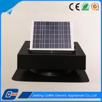 Buy cheap House 15W Solar Panel Power Fan For Roof Home from wholesalers