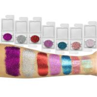 China You Own Brand Makeup 15 Colors Glitter Palette , Private Label Cosmetics Makeup wholesale