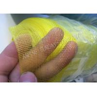 China Heat Resistance Anti Insect Screen , Lightweight Plastic Netting Roll For Crop Gardens wholesale