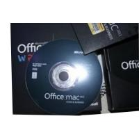 China 32 / 64 Bits MAC Office 2011 , Microsoft Office For Mac Home And Business 2011 wholesale