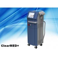 China Vertical 808nm Diode Laser Hair Removal Equipment With 10 - 1500 Ms Pulse Duration wholesale