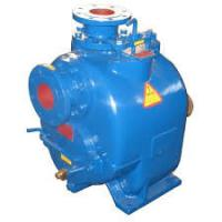 China T/P/U series centrifugal self suction pump durable iron large capacity trash water pump wholesale