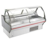 Quality Commercial Fresh Food Deli Display Refrigerator Open Front For Restaurant for sale
