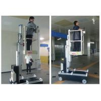China GTWZ6-1006 Mobile Elevating Work Platform Self Propelled For Quick Maintenance wholesale