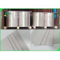 China 700gsm 800gsm Hard And Strong Grey Paperboard Recycle Pulp For Gift Box wholesale