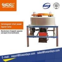 China Slurry Magnetic Separator Machine 1500 * 1500 * 2000mm Metal Separation Equipment wholesale