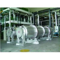 China Cylinder Body Ash Conveying System With Interval Long Helical Blades wholesale
