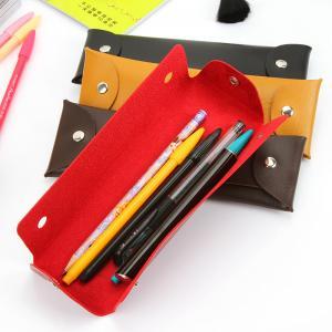 China fluffy bear pencil case wholesale