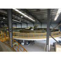 China Dissolved Air Flotation Waste Water Treatment DAF System For Effluent Treatment wholesale