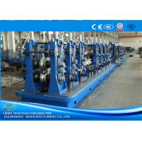 China Blue Tube Mill Machine Cold Rolled Coil Max 8mm Thickness 170 * 170mm wholesale