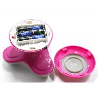 Quality ABS Resin Mini USB Battery Full Body Massage Wave Vibrating Electric Handled for sale