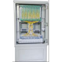 China Jumper Free Fiber Optic Cross Connect Cabinet / Communication Cabinet wholesale