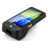 China Latest 4G Barcode Scanner Handheld Android POS Terminal Support Thermal Printer wholesale