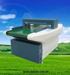 China Broken Needle Detector Machine garment needle detector automatic needle finder wholesale