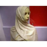 China Embroidered Hijab Silk Scarf (HP-C2635) wholesale