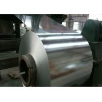 China Durable Cold Rolled Steel Coil Standard JIS G3141 508 / 616mm Inner Diameter wholesale