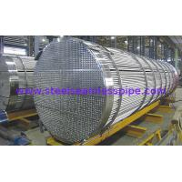 China ASTM A213 / ASME SA213 Customized 321 Stainless Steel Seamless Tube For Heat Exchanger Projects 25x2x6000mm wholesale