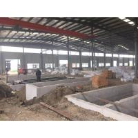 China Durable Hot Dip Galvanizing Line 7.0x1.2x2.2m Zinc Tank With Environmental Protection System wholesale
