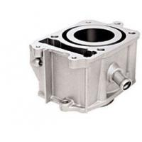 China 125cc Aluminium Motorcycle Cylinder Block Water Cooled , 52.4mm Diameter wholesale