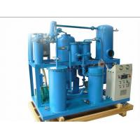 China Series TYA-P PLC Automatic Vacuum Lube Oil Treatment Machine wholesale