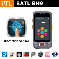 Buy cheap BATL BH9 3g IP65 handheld computer with fingerprint for police from wholesalers