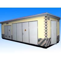 China YBM / YBP Series Prefabricated Indoor Substation And Outdoor Substation on sale