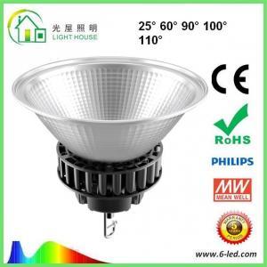 China IP54 Commercial Led High Bay Lighting / CE Standard Led Highbay Lamp Super Brightness wholesale