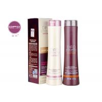 China Private Label Scalp Care Silicone Free Nourish Shampoo and Conditioner Kit with pH 5.5 wholesale