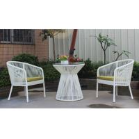 China 3pc Outdoor wicker bistro set--16204 wholesale