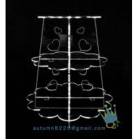 China CD (46) 3-layer cake stand wholesale