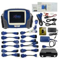 China Original XTOOL PS2 Professional Automobile PS2 Heavy Duty Truck Diagnostic Tool Update Online No Need To Connect With PC wholesale