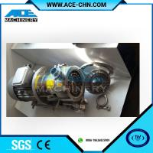 China Homogenizer Inline High Shear Hygiene Grade Emulsifier Mixer & Food Grade Sanitary Inline High Shear Mixer wholesale
