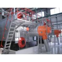 2.45MPa Gas Fired Steam Boiler 25t/H Fire Tube Boiler And Water Tube Boiler