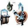 China 508mm Dia Transmission Line Stringing Tools Grounding Roller Stringing Block wholesale