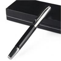 China Promotional Executive Gift Good Quality Metal Roller Pen And Ball Pen Set With High End Gift Box on sale