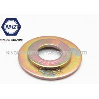 China FLAT WASHER ASTM F436 SAE USS DIN125 wholesale