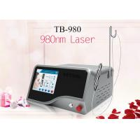 Buy cheap 10W / 15W / 30W 980nm Diode Laser Vascular Removal Cherry Angiomas Removal Machine product